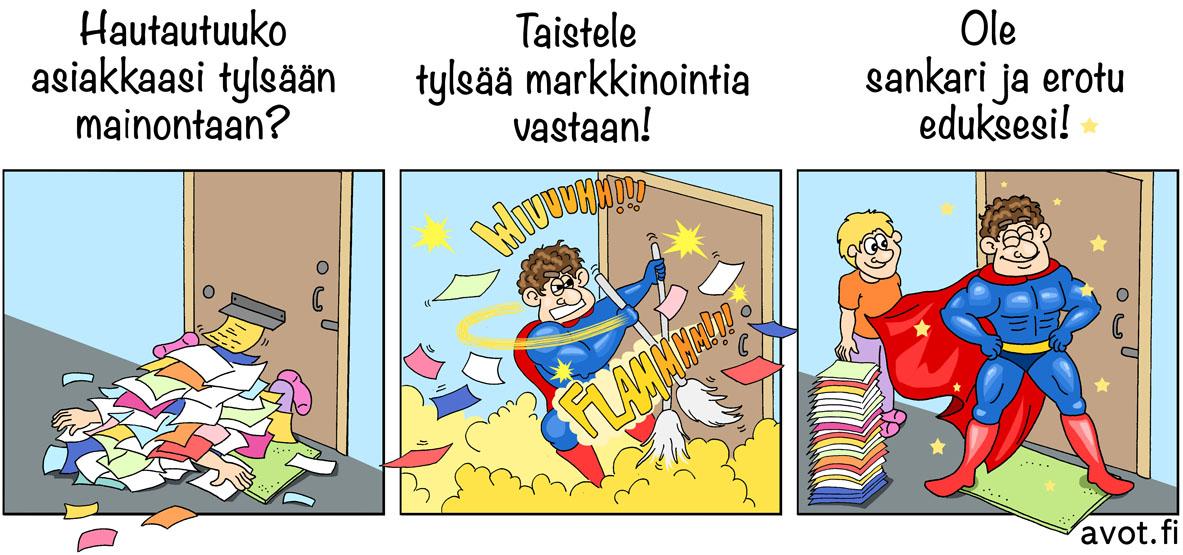 markkinointisarjakuva_mainossarjakuva_avot